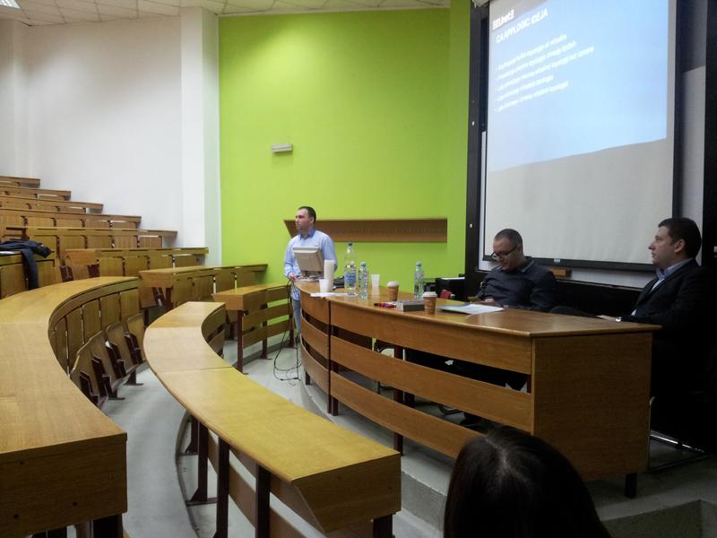Gostujuće predavanje - EUNet