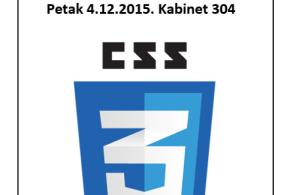 CSS3 hakaton