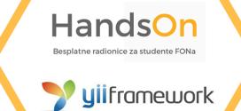Handson: Yii framework