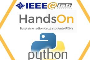 ELAB Handson Python radionica